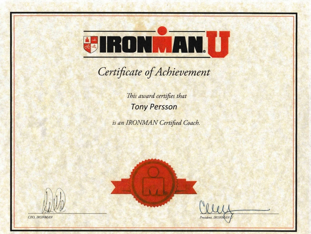 IronmanCertifikat
